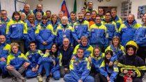Protezione civile: anno di super lavoro per i 60 volontari